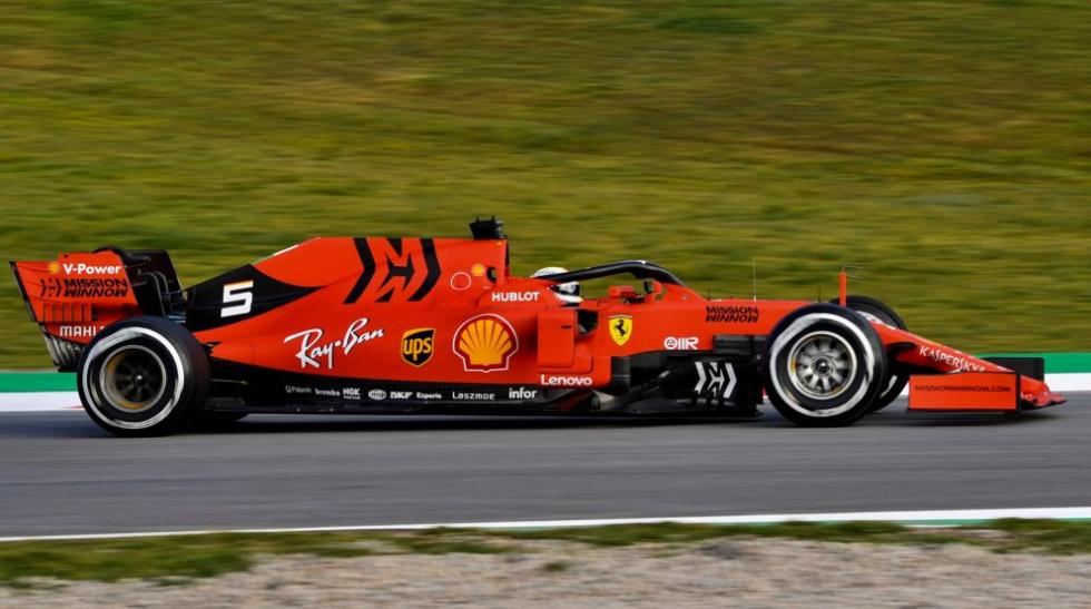 Ferrari dominantan prvog dana predsezonskih testiranja