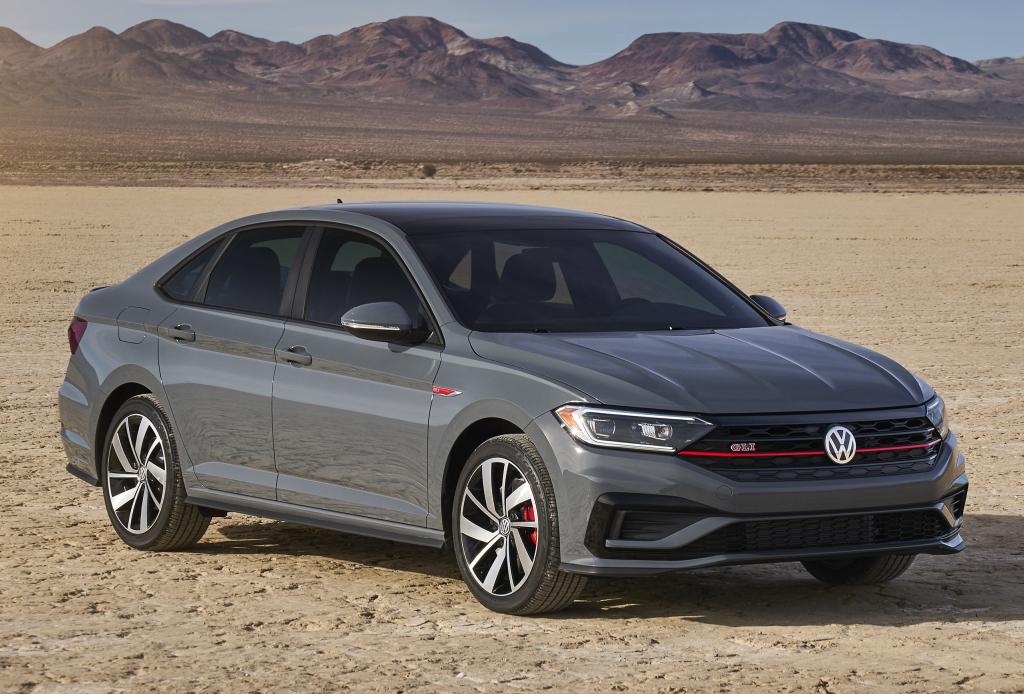 Volkswagen predstavio Jettu GLI
