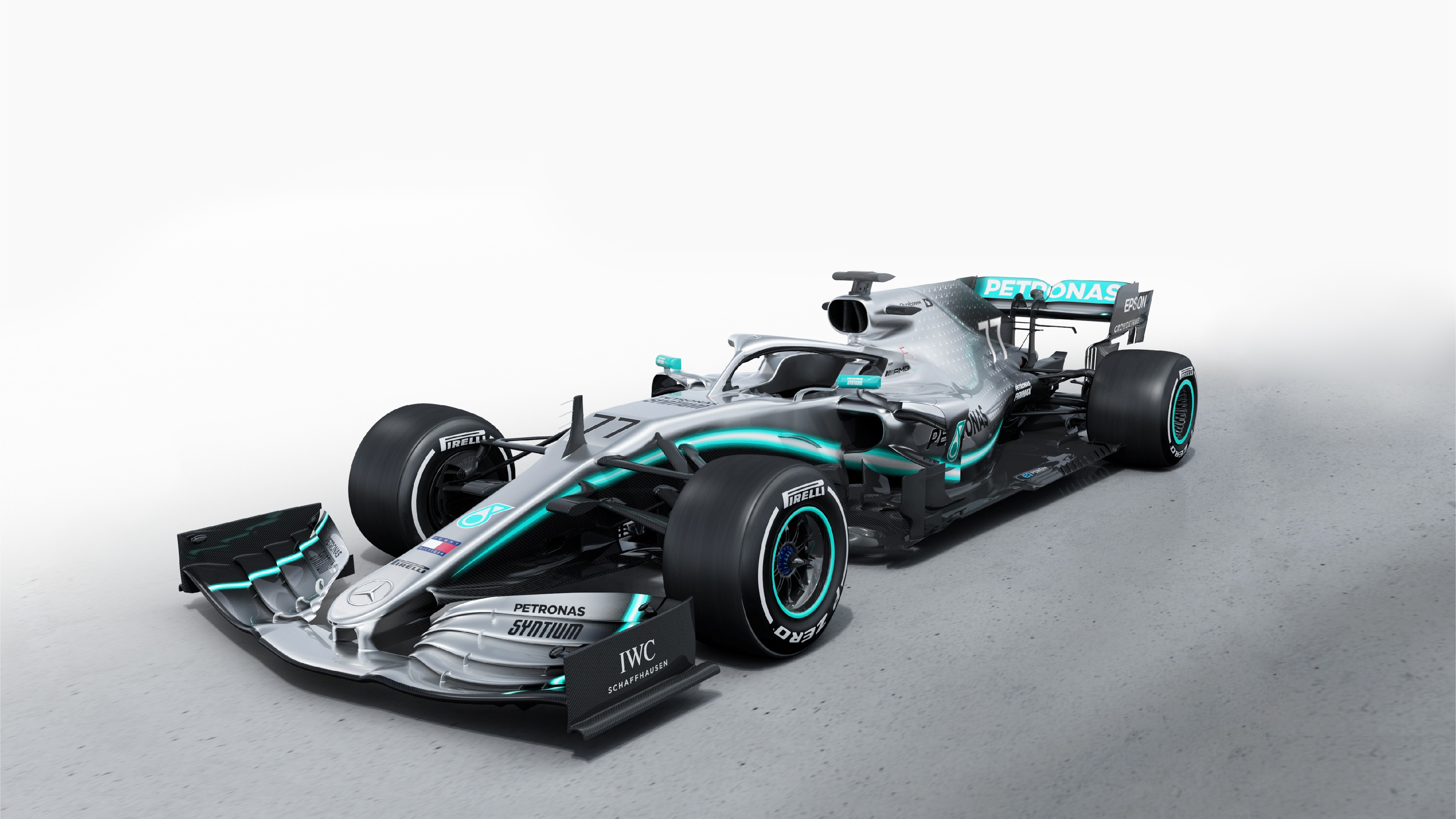 Mercedes predstavio novi F1 bolid za sezonu 2019.