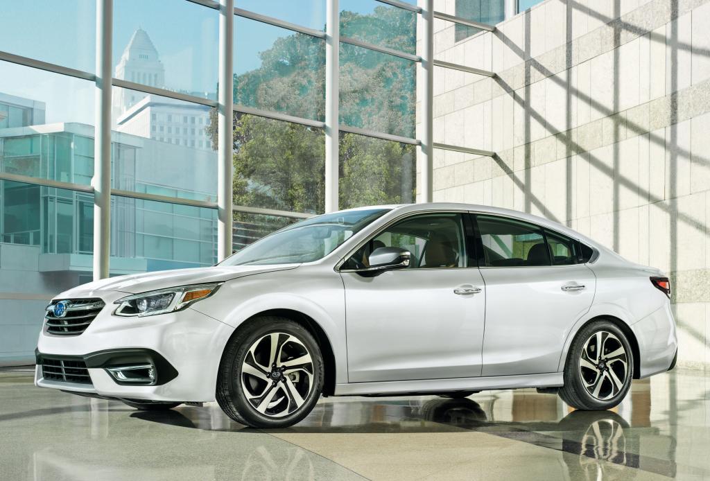 Subaru predstavio Legacy za modelnu 2020. godinu