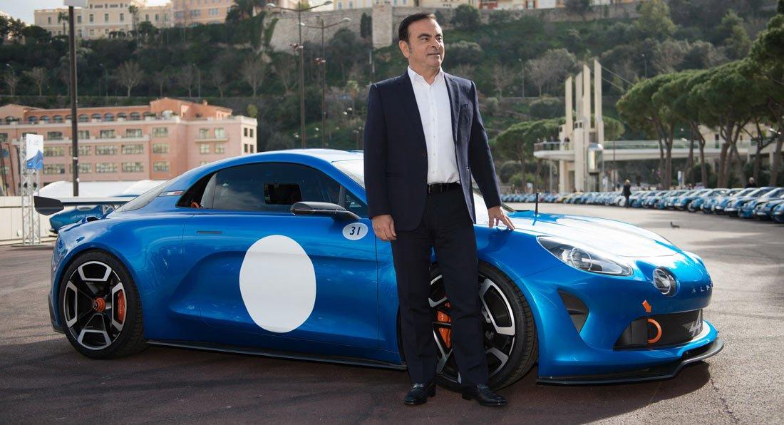 Renault priznao da je platio svadbu Karlosa Gona