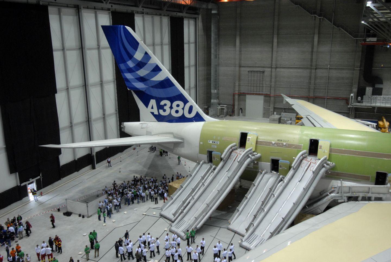 Airbus A380 – Zbogom!