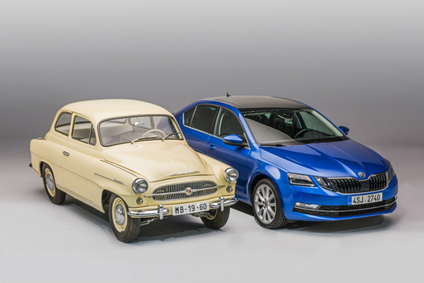 Škoda Octavia puni šezdeset godina