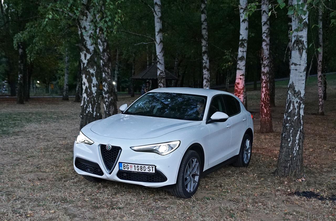 Alfa Romeo uvodi nove, male benzince za Giuliju i Stelvio