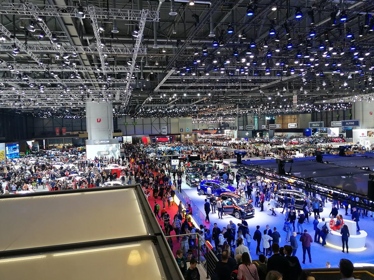 Sve premijere Salona automobila u Ženevi (I deo)