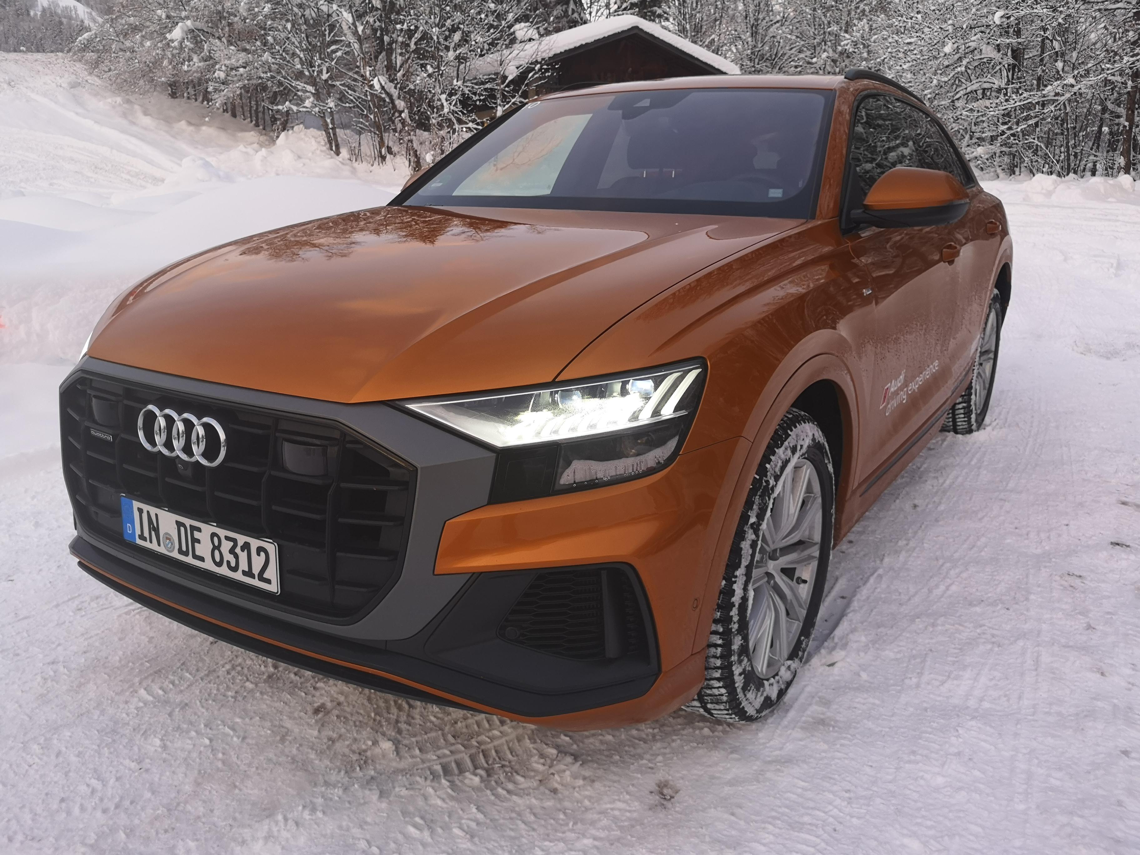 AR prijatelj: utisci sa Audi Driving Experience: Q8, S6 i Q3 35 TDI (VIDEO)