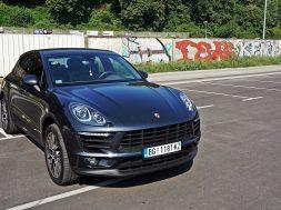Porsche Macan AR