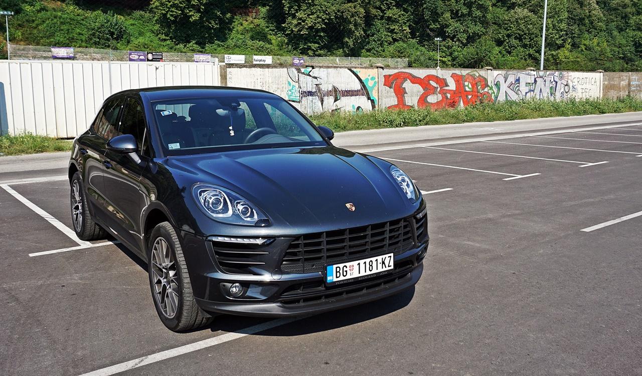 Porsche Macan prelazi među električne automobile