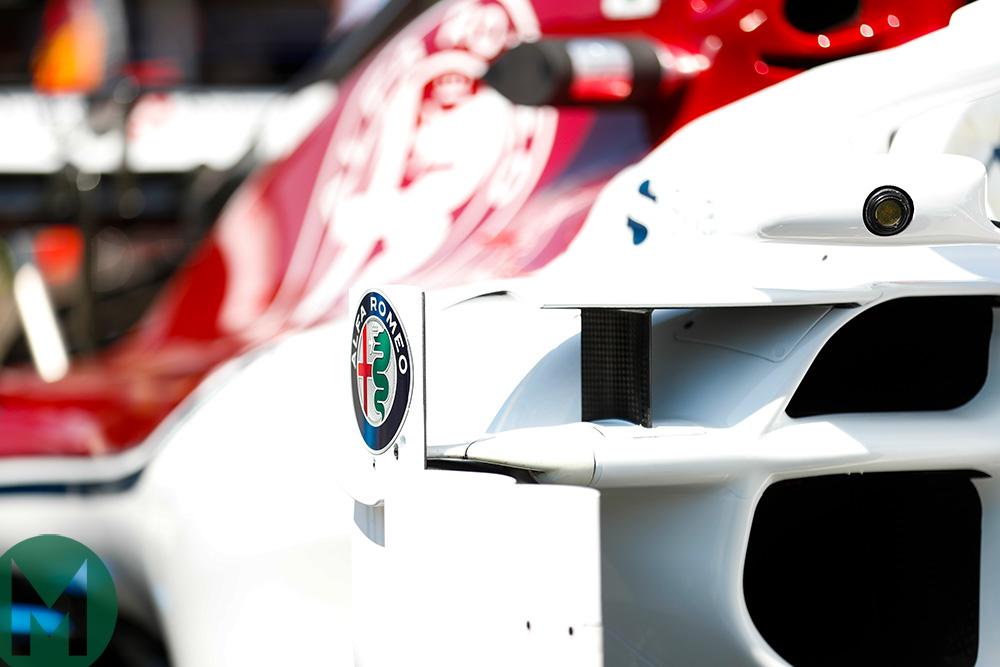 Tim Sauber F1 menja ime u Alfa Romeo Racing