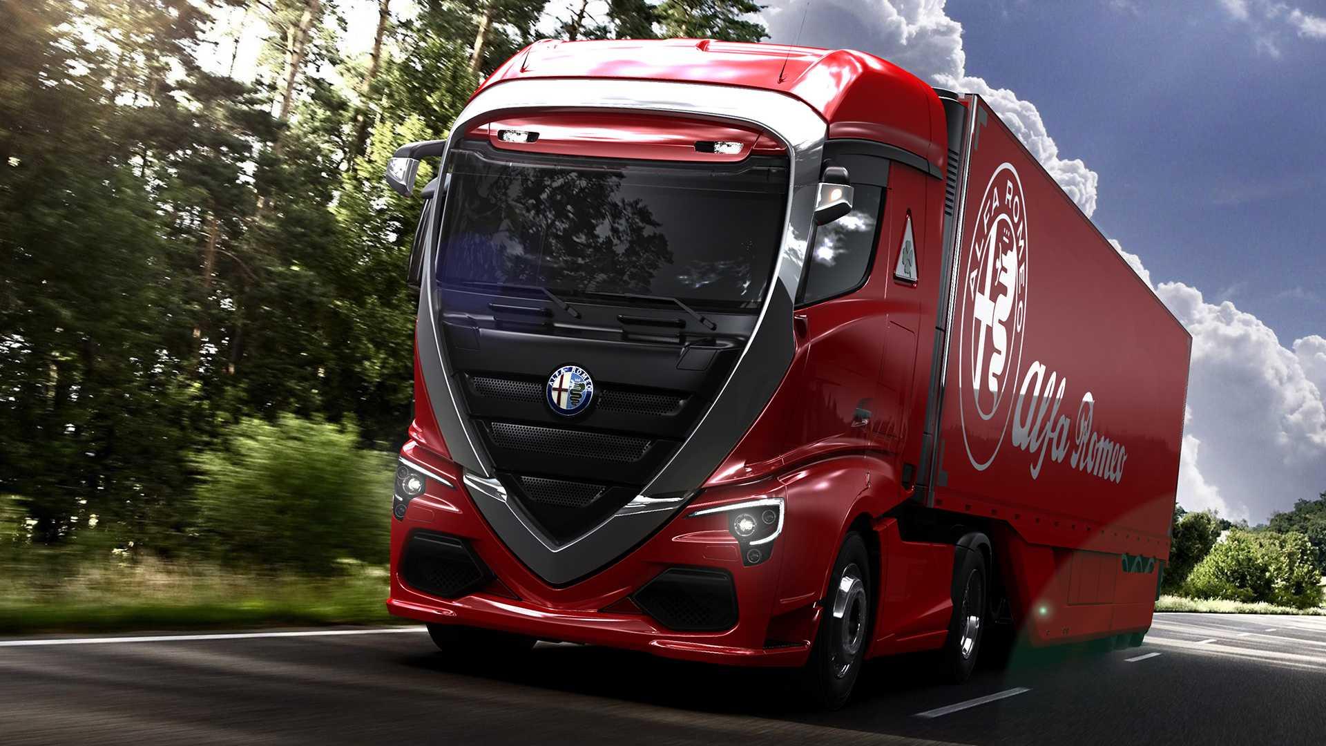Šta ako Alfa Romeo predstavi kamion? - Auto Republika