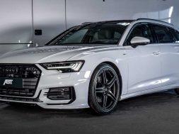 Audi A6 Avant ABT