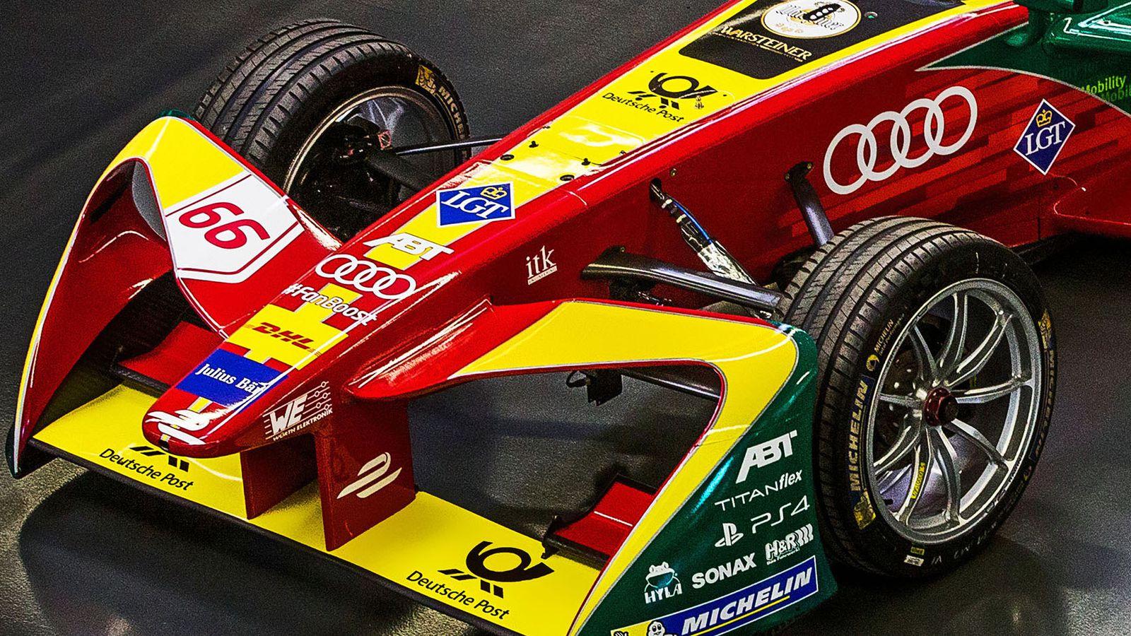 Audi mnogo očekuje od učešća u Formuli E