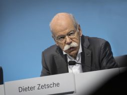 Daimler AG Jahrespressekonferenz, Stuttgart, 02. Februar 2017