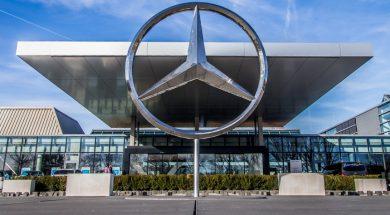 Mercedes-Benz Production At Daimler Sindelfingen Plant