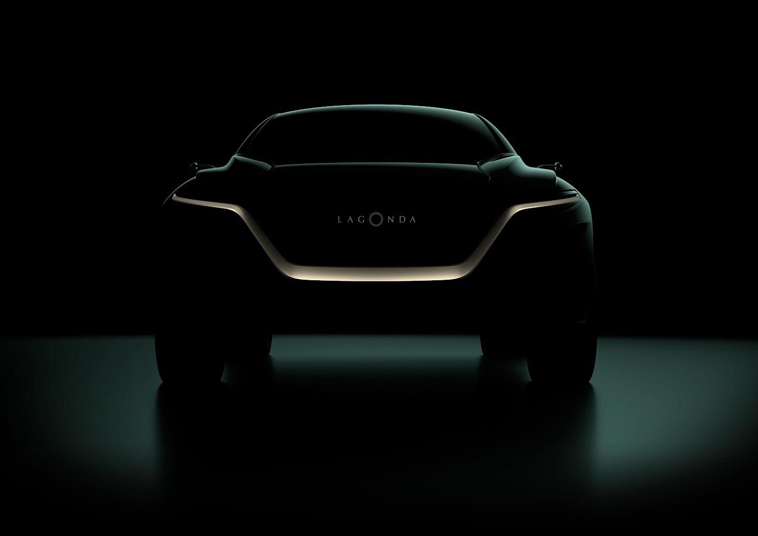Lagonda predstavlja električni SUV u Ženevi