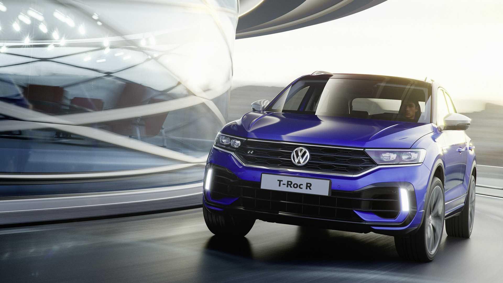 Stigao je Volkswagen T-Roc R (GALERIJA)