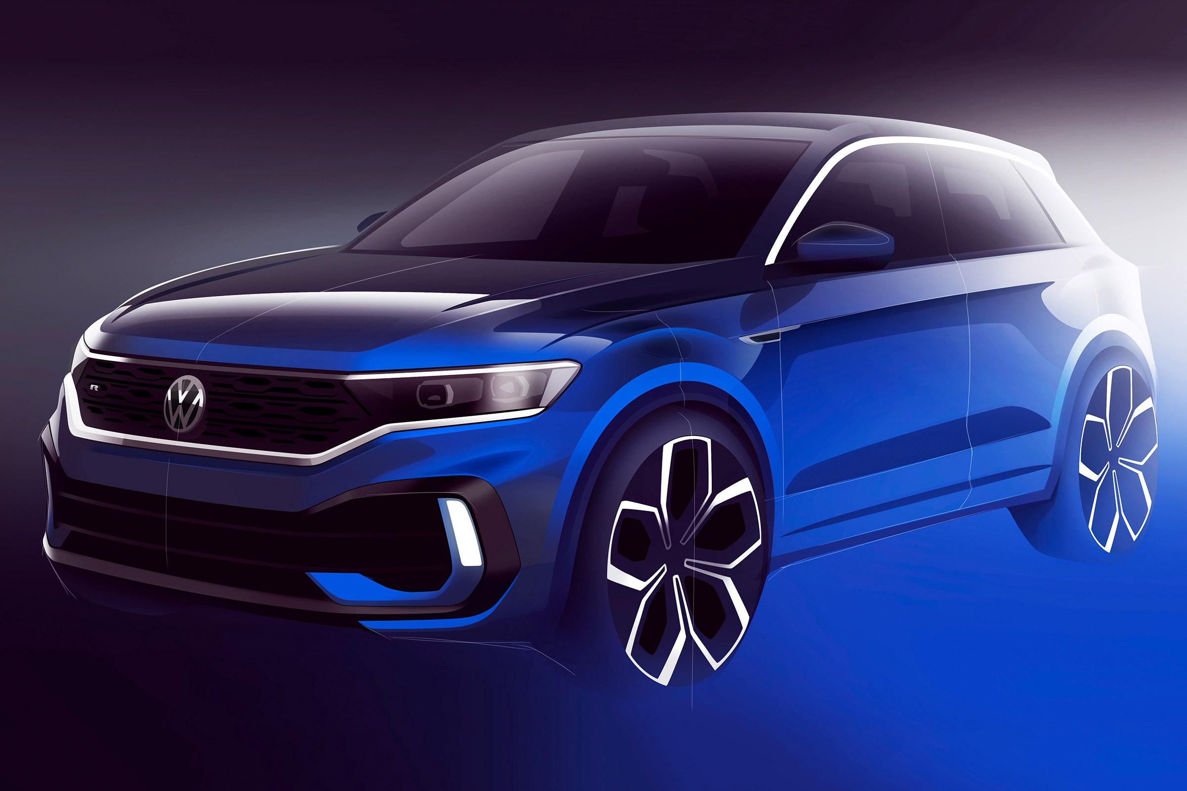 Volkswagen prikazao tizer za T-Roc R