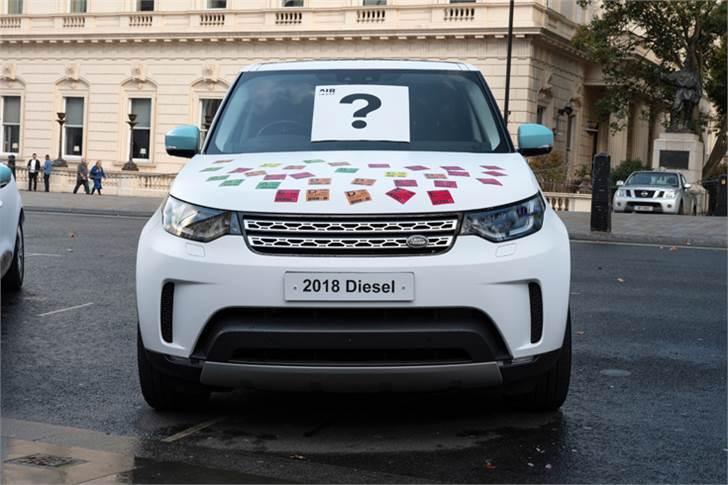 Land Rover Discovery emituje 20 puta manje NOx od dizel modela Renault Clio