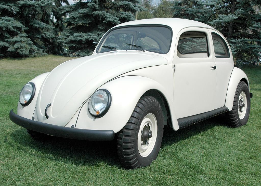 Zanimljivost dana: Volkswagen Typ 87