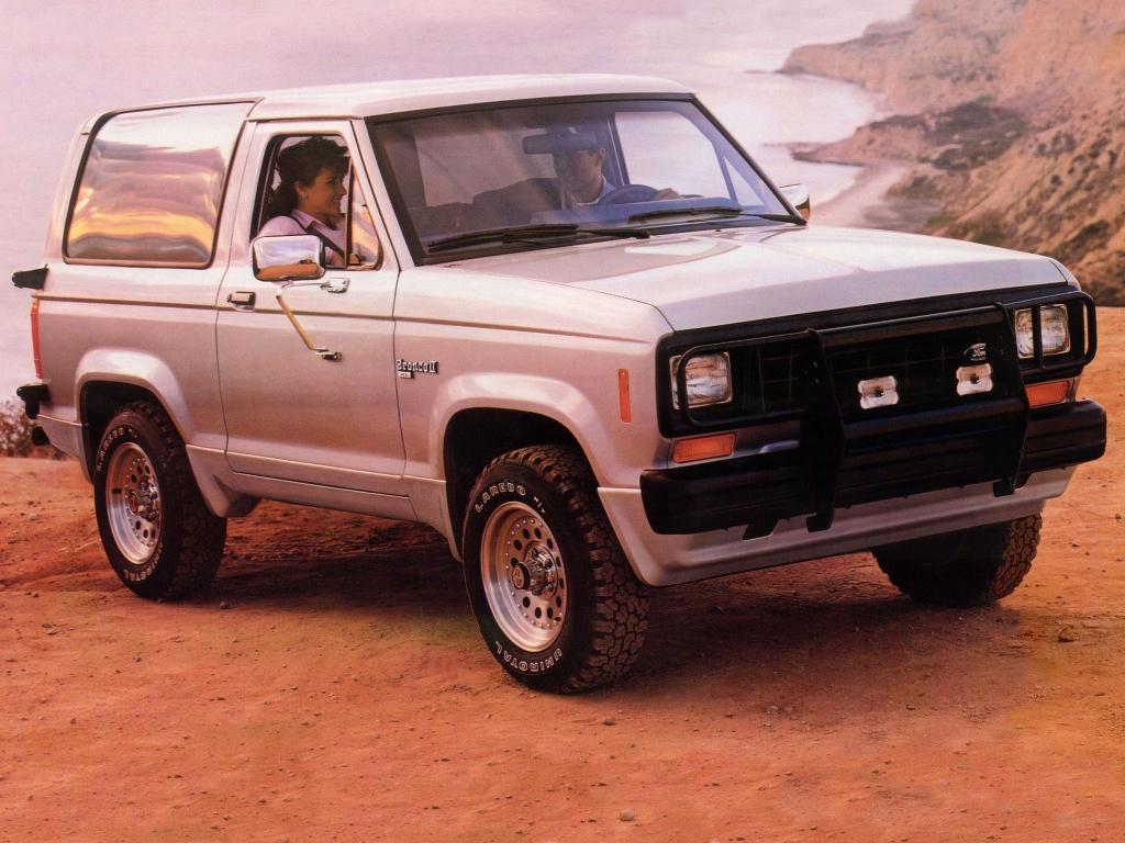 Zanimljivost dana: Ford Bronco II – tihi ubica