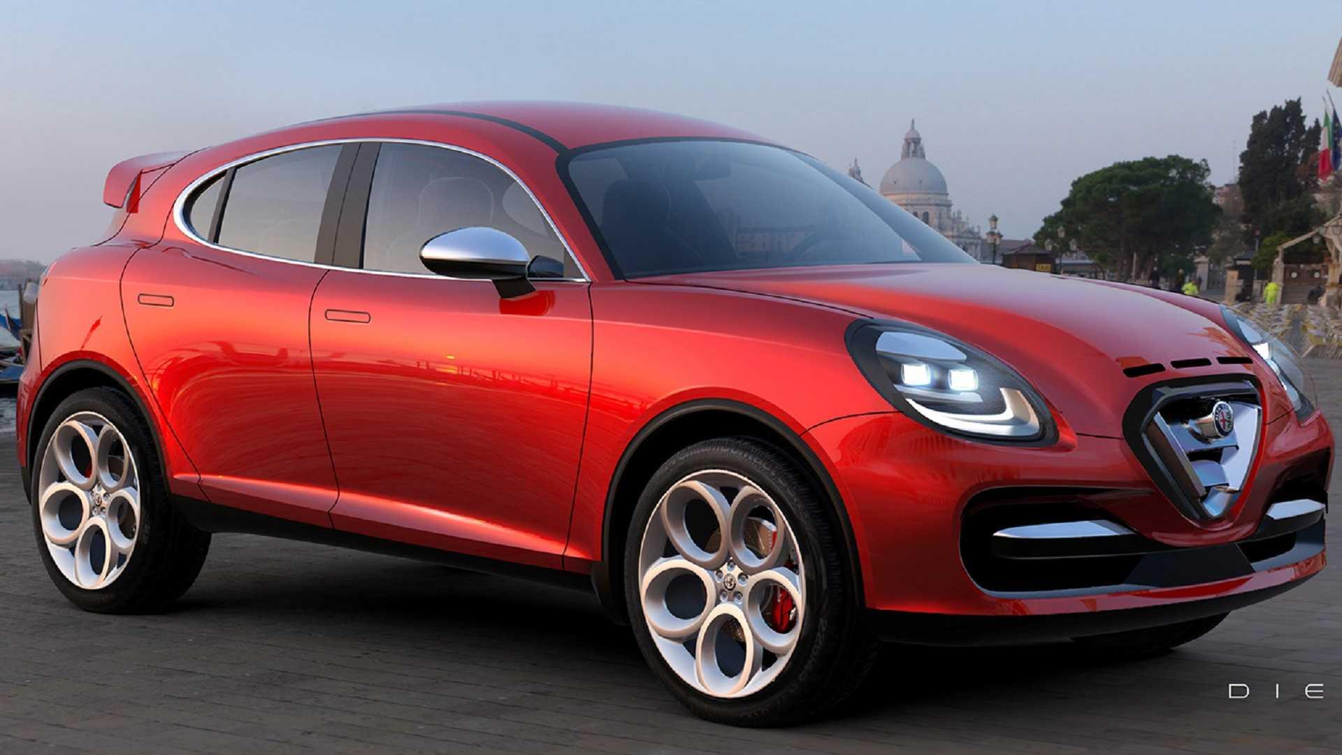 Alfa Romeo Stella bi predstavljala sjajan potez italijanske marke