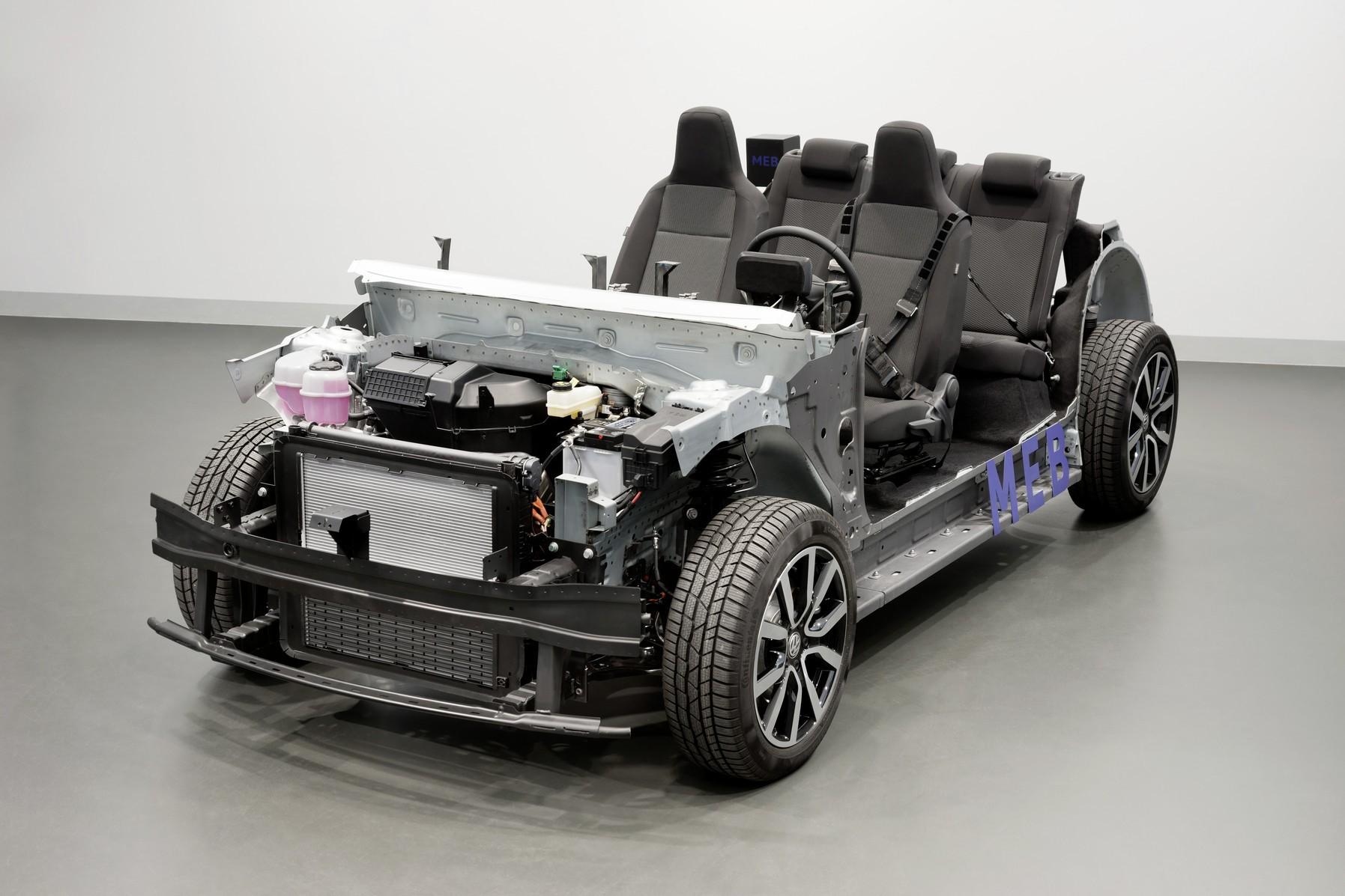 Volkswagen će voditi Evropsku baterijsku uniju