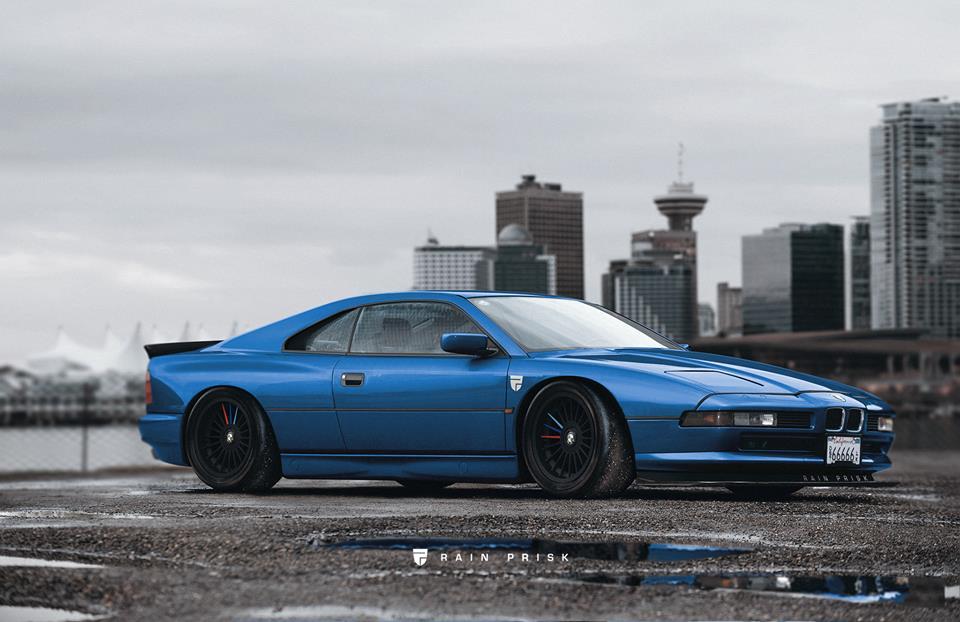 Sjajna vizija originalnog BMW-a serije 8