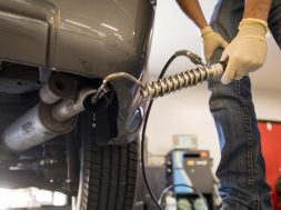 Emissions Testing And Traffic As NHST Proposes Freezing Fuel Efficiency Requirements