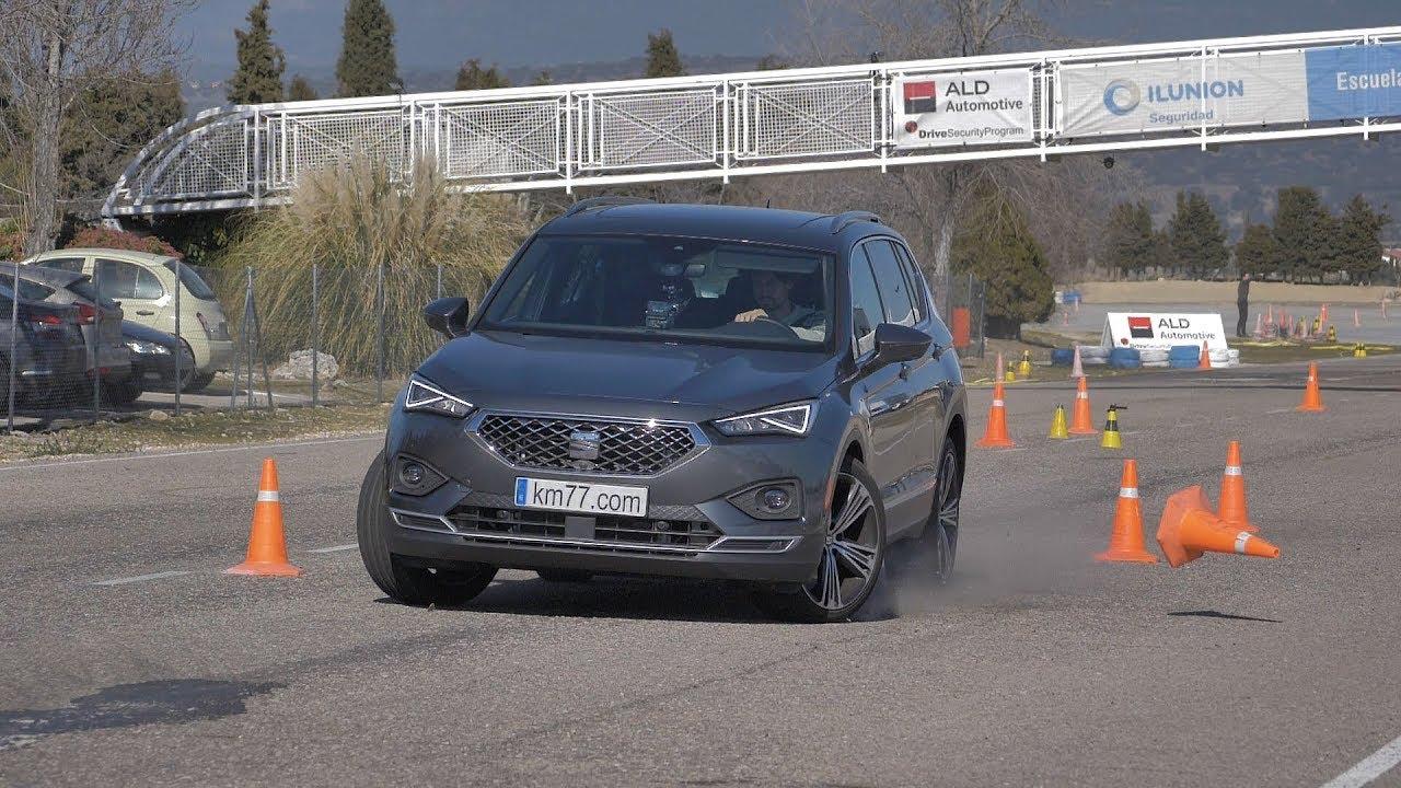 "SEAT Tarraco na testu ""severnog jelena"" (VIDEO)"
