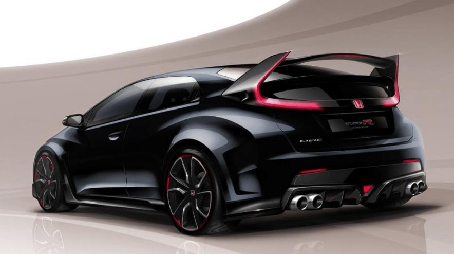 Sledeća generacija Honde Civic Type R hibridna?