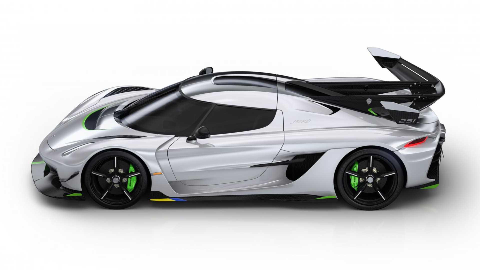 Koenigsegg Jesko – novi napadač na brzinski rekord?