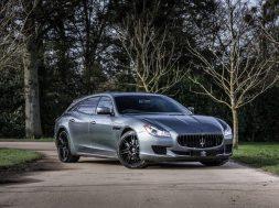 Maserati Quattroporte 3.0 TD Shooting Brake