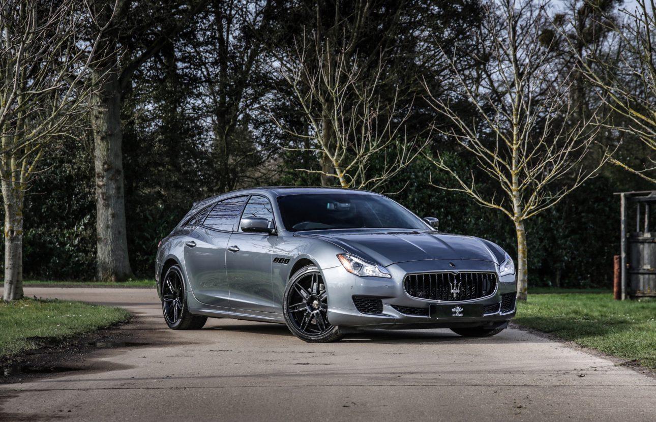 Jedinstveni Maserati Quattroporte 3.0 TD Shooting Brake (GALERIJA)