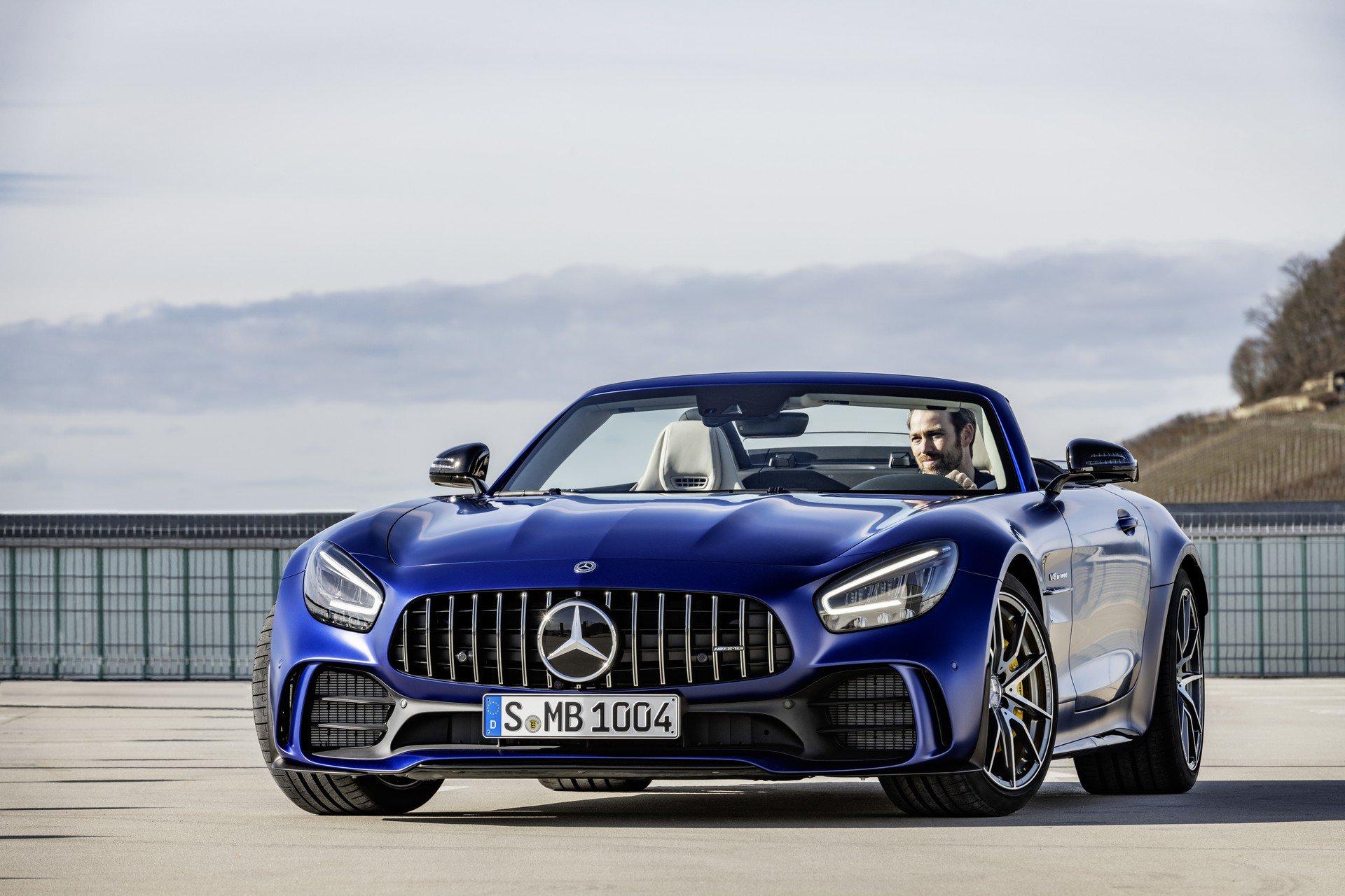 Mercedes-AMG GT R Roadster – spreman za Ženevu (GALERIJA)