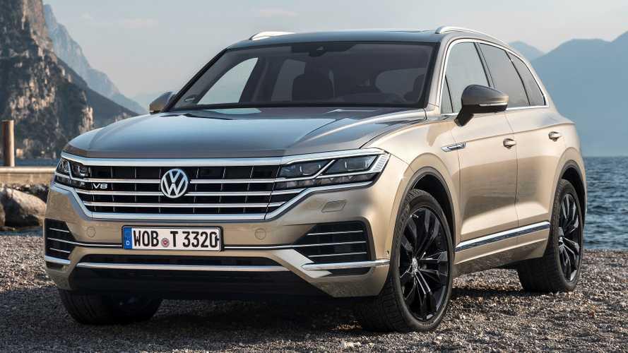 Touareg V8 TDI poslednji Volkswagen s dotičnim dizel motorom