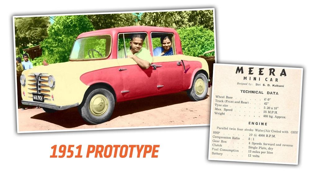 Zanimljivost dana: Indija je imala najjeftiniji automobil i pre mališana Tata Nano