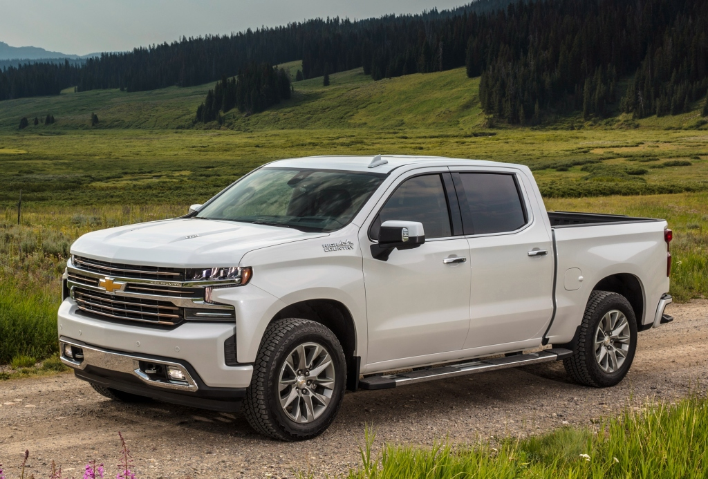 General Motors debitovao sa novim dizel motorom za pikape