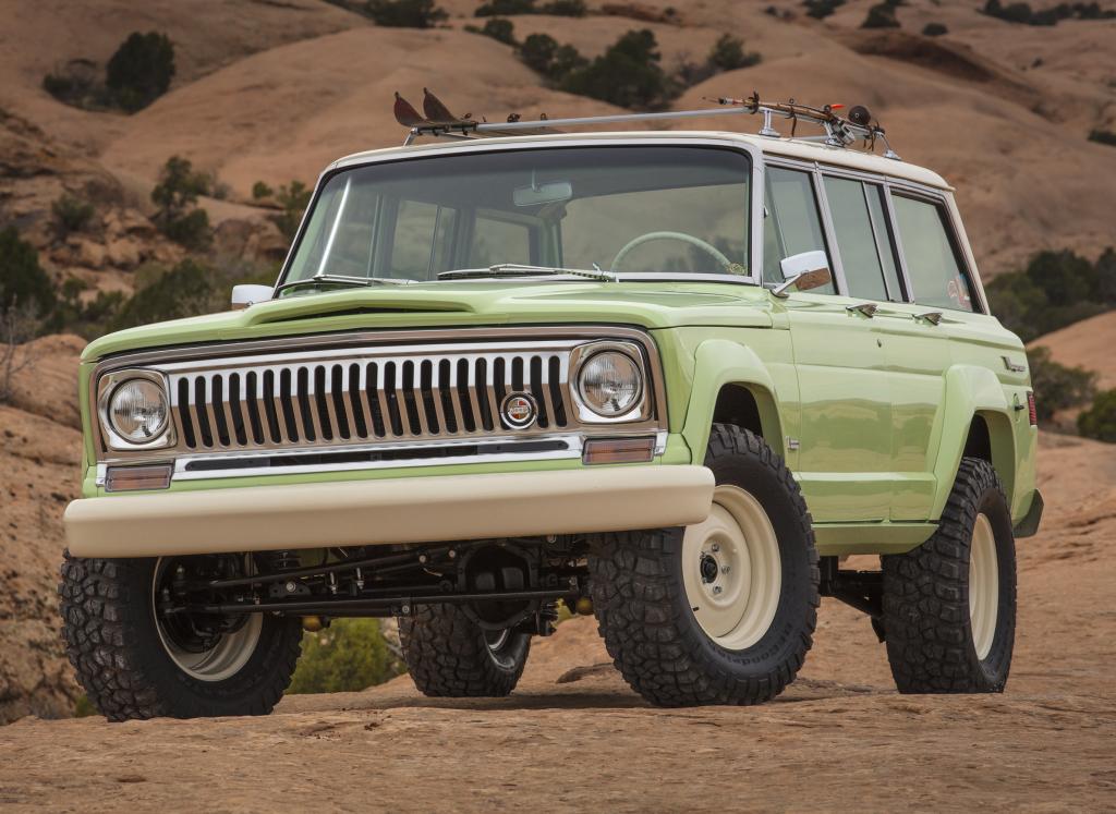 Šta znamo o novom Jeep Wagoneeru?