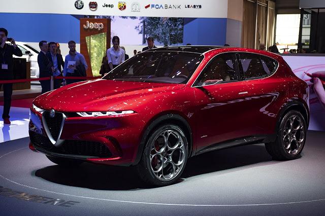 Alfa Romeo Tonale – Prve informacije o serijskoj verziji