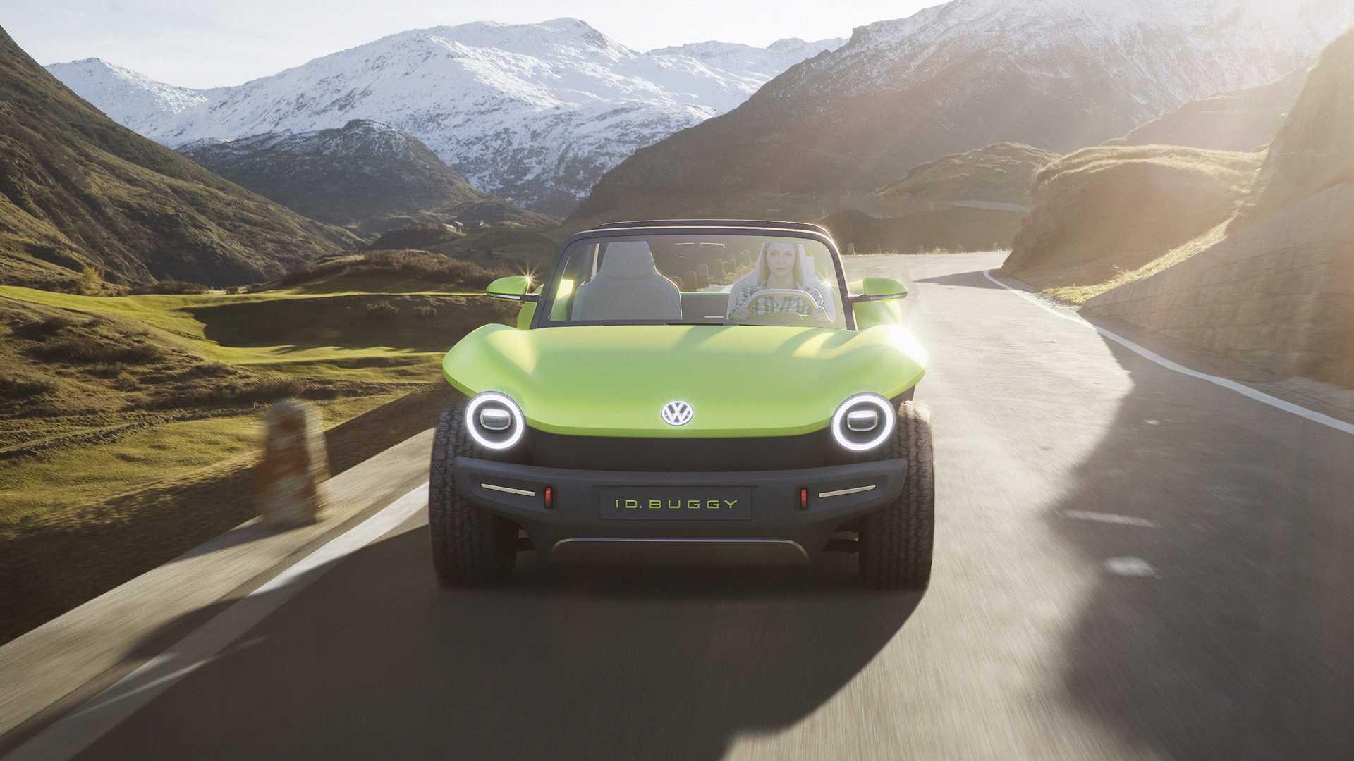 Neodoljivi VW I.D. Buggy (GALERIJA)