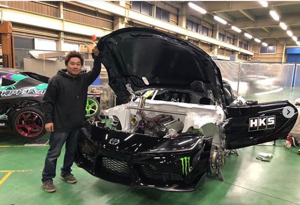Izbacio BMW-ov motor iz nove Supre i ubacio Toyotin 2JZ