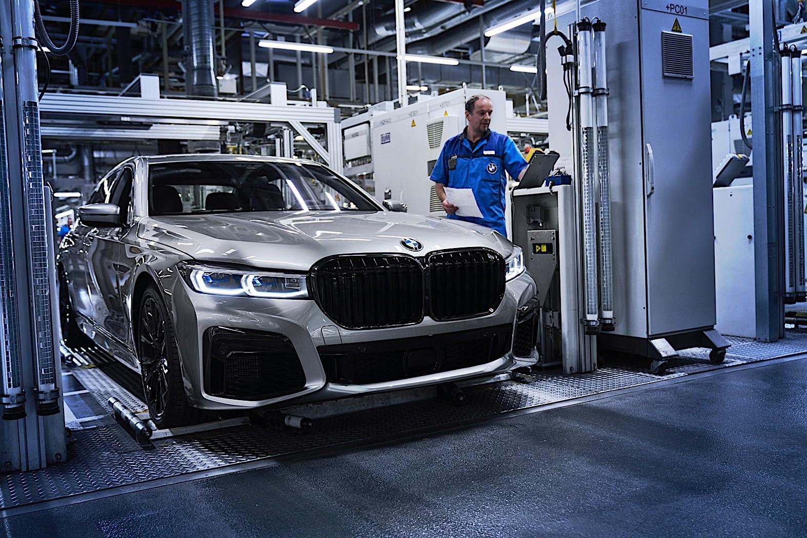 Počela proizvodnja BMW Serije 7