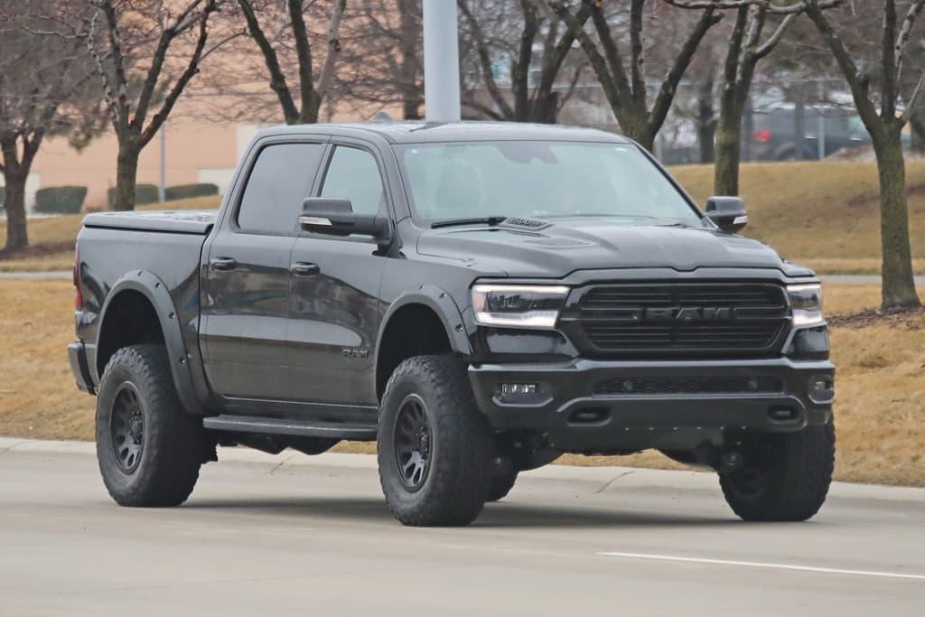 Ram sprema konkurenta modelu Ford F-150 Raptor