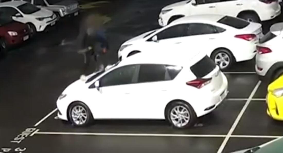 Australija: Maloletni huligani polupali više od 30 automobila! (VIDEO)