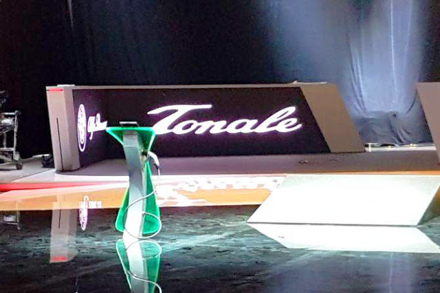 Alfa Romeo Tonale je naziv novog SUV-a iz C segmenta