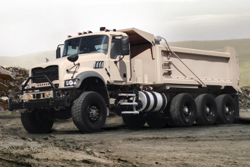 """Mack isporučuje nove zanimljive """"zverke"""" američkoj vojsci"""