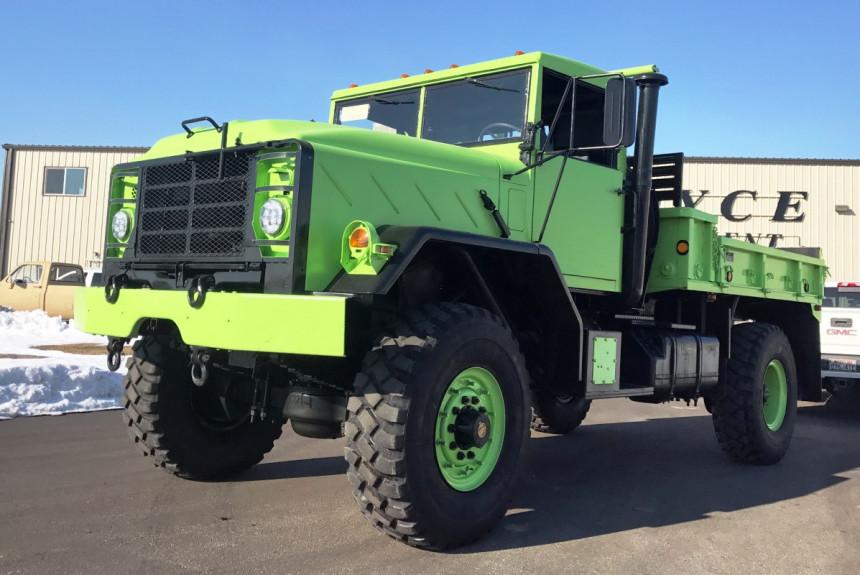 Drugi život isluženih američkih vojnih kamiona