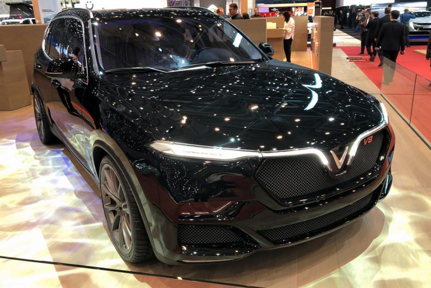VinFast Lux V8 je legalna replika krosovera BMW X5 (F15)