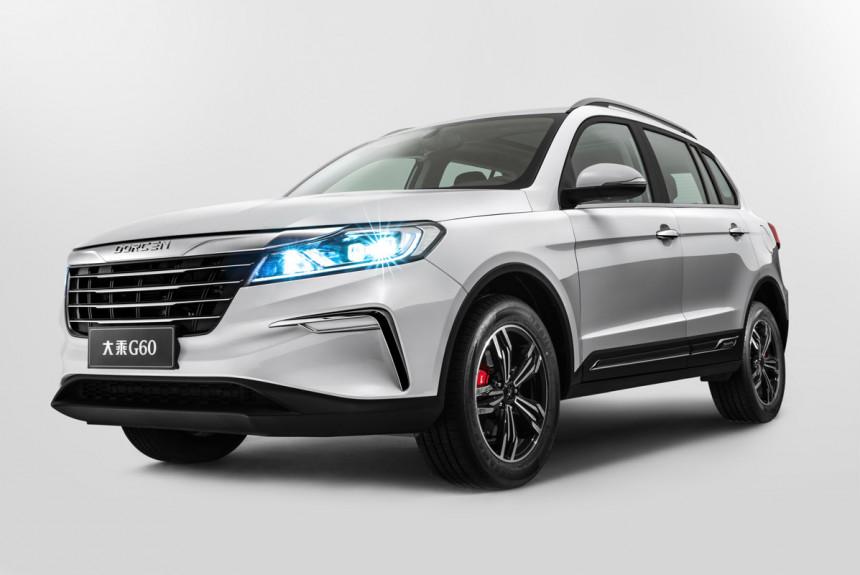 Dorcen G60 – predstavljen kineski krosover