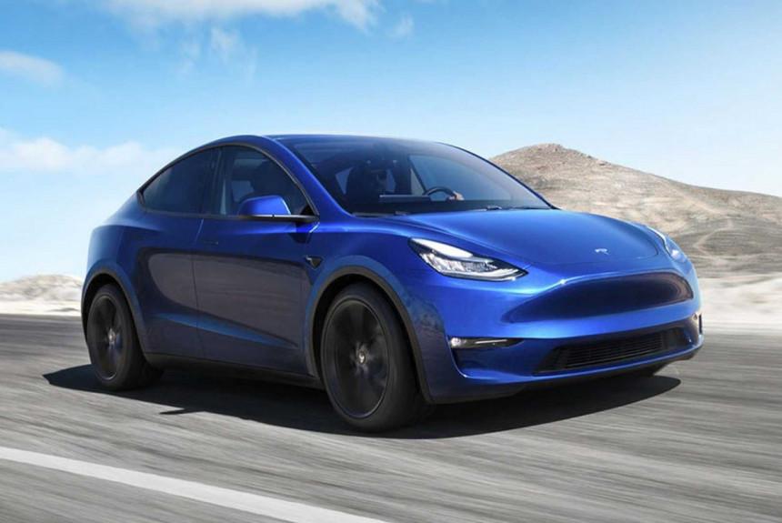 Predstavljen novi Tesla Model Y
